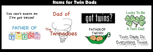 Items for Twin Dads