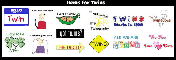 Items for Twins