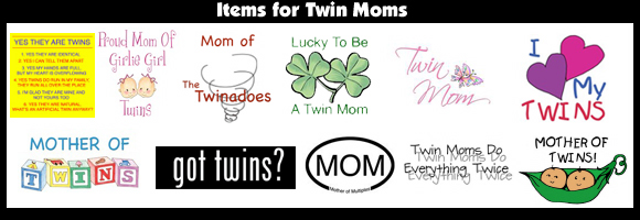 Items for Twin Moms