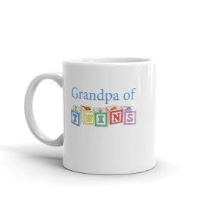 Twin Grandpa Mugs