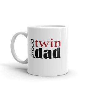 Twin Dad Mugs