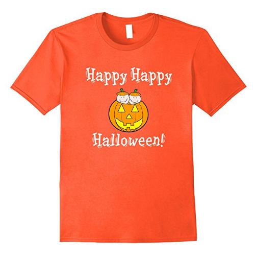 Happy Halloween Scrappin' Twins Masswerks Store