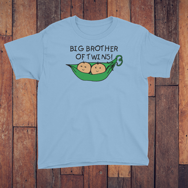 Siblings of Twins Tees