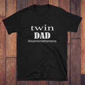 Twin Dad Tees