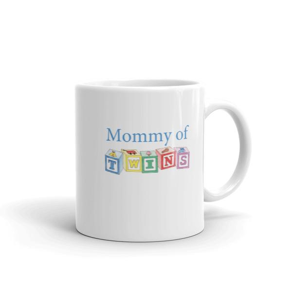 Mommy Of Twins Mug Scrappin