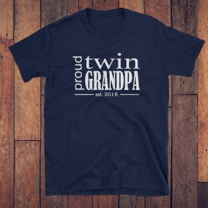 Twin Grandpa Tees