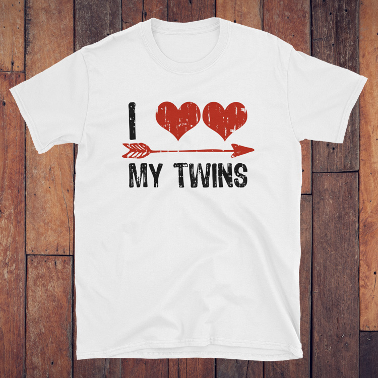 Twins Themed Valentine's Items