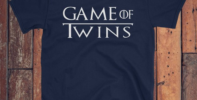 Win A Free Game of Twins Shirt!